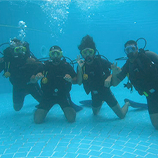 Team Musandam Discovery Diving